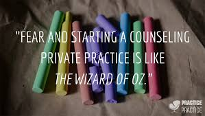 How To Start A Private Practice!